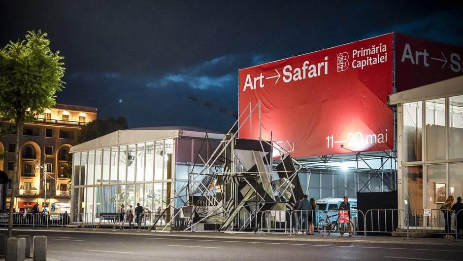 Art Safari Bucuresti